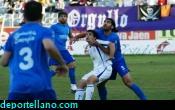 Ra�l Fernandez cubre al delantero del Ja�n