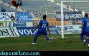 Tariq celebra el empate a uno
