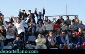 Los que gritan del Ja�n (1-0) el resto del Puerto
